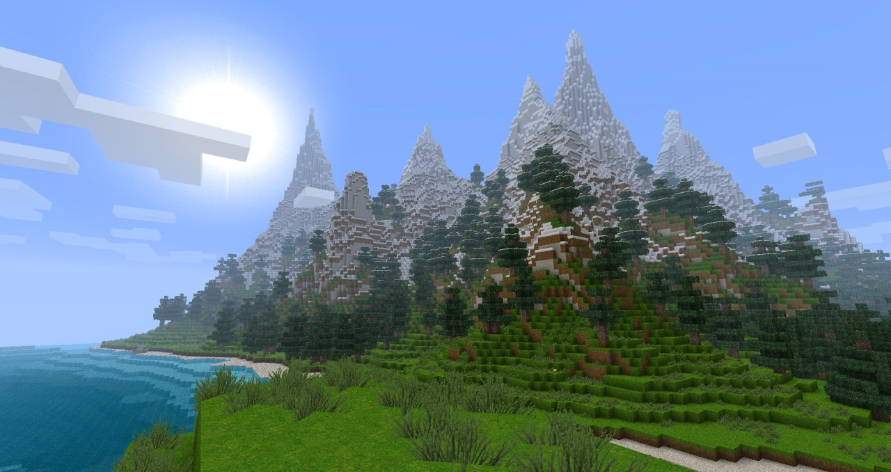 [1.7.4/1.6.4] [64x] Hyperion HD Texture Pack Download