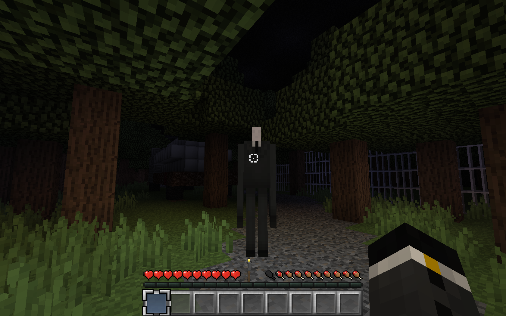 [1.6.4] Slender Reimagined Mod Download