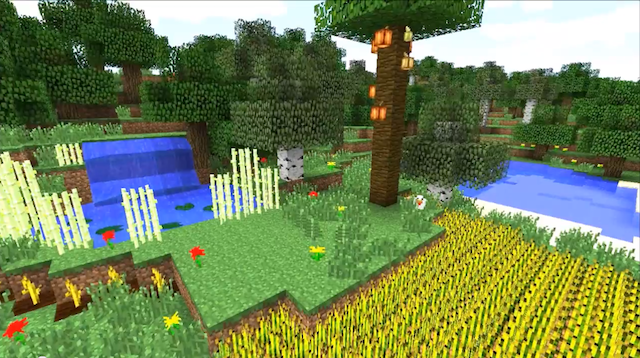 [1.6.4] Waving Plants Shaders Mod Download