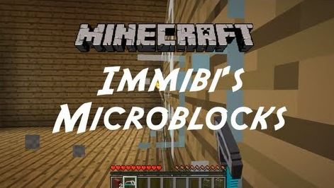 [1.6.4] Immibis's Microblocks Mod Download