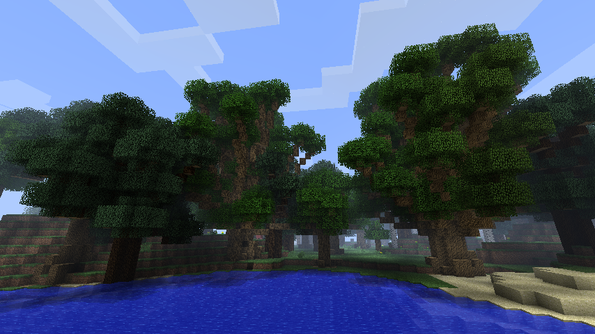 [1.6.4] BigTrees Mod Download