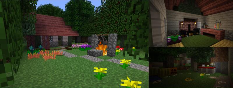 [1.6.4] Witchery Mod Download