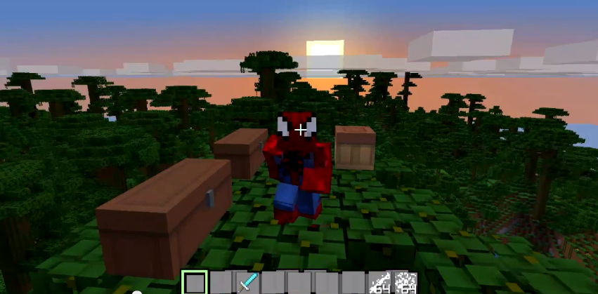 [1.6.4] Spider Man Mod Download