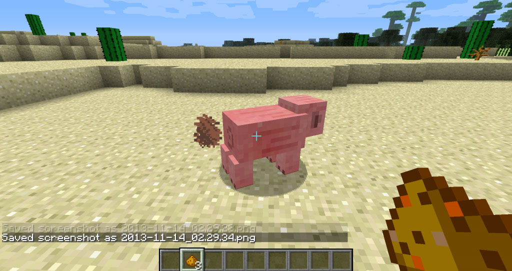 [1.6.4] My Buddy Porkchop Mod Download