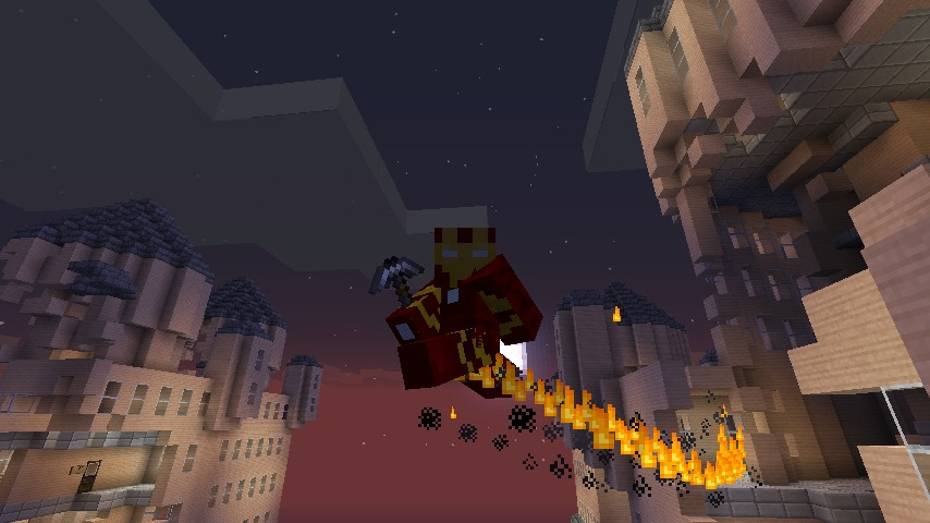[1.6.4] Super Heroes Mod Download