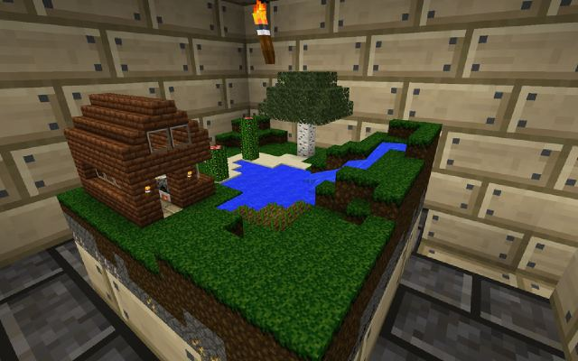 [1.6.4] Little Blocks Mod Download