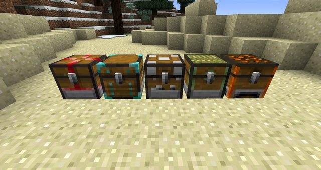 [1.6.4] Utility Chests Mod Download