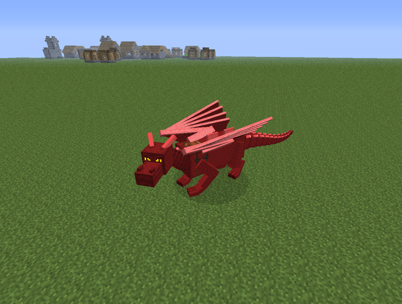 [1.6.4] Dragon Craft Mod Download
