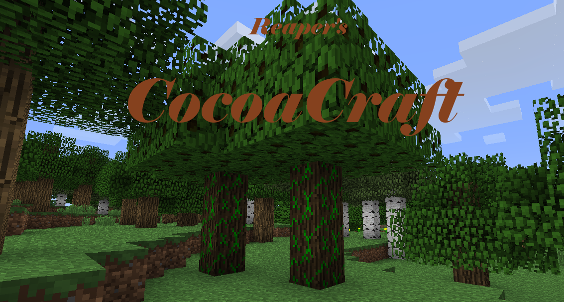 [1.6.4] CocoaCraft Mod Download