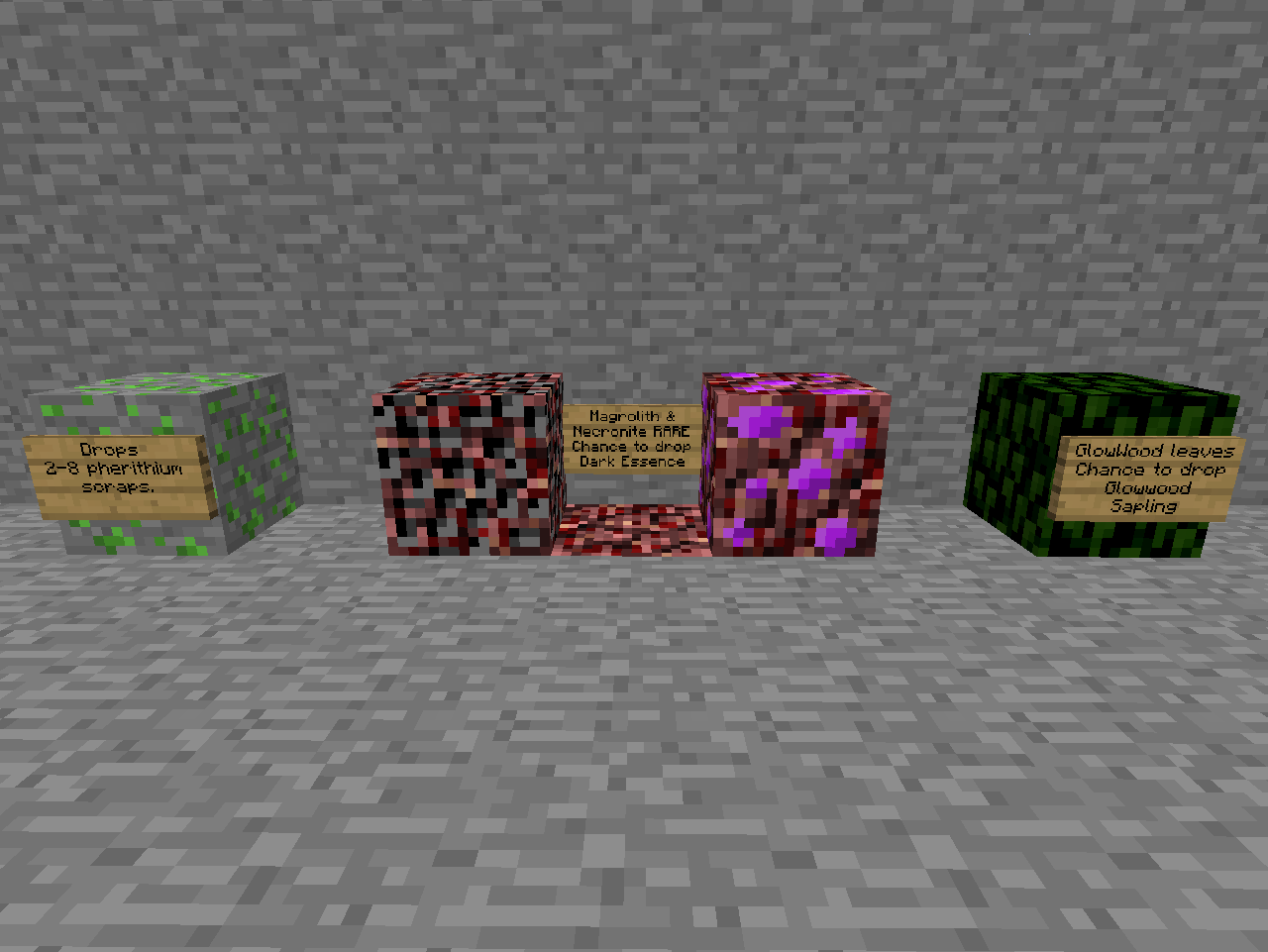 [1.6.4] Rare Ores Mod Download | Mods Texture Packs & Maps