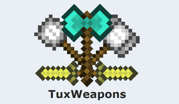 [1.6.4] TuxWeapons Mod Download