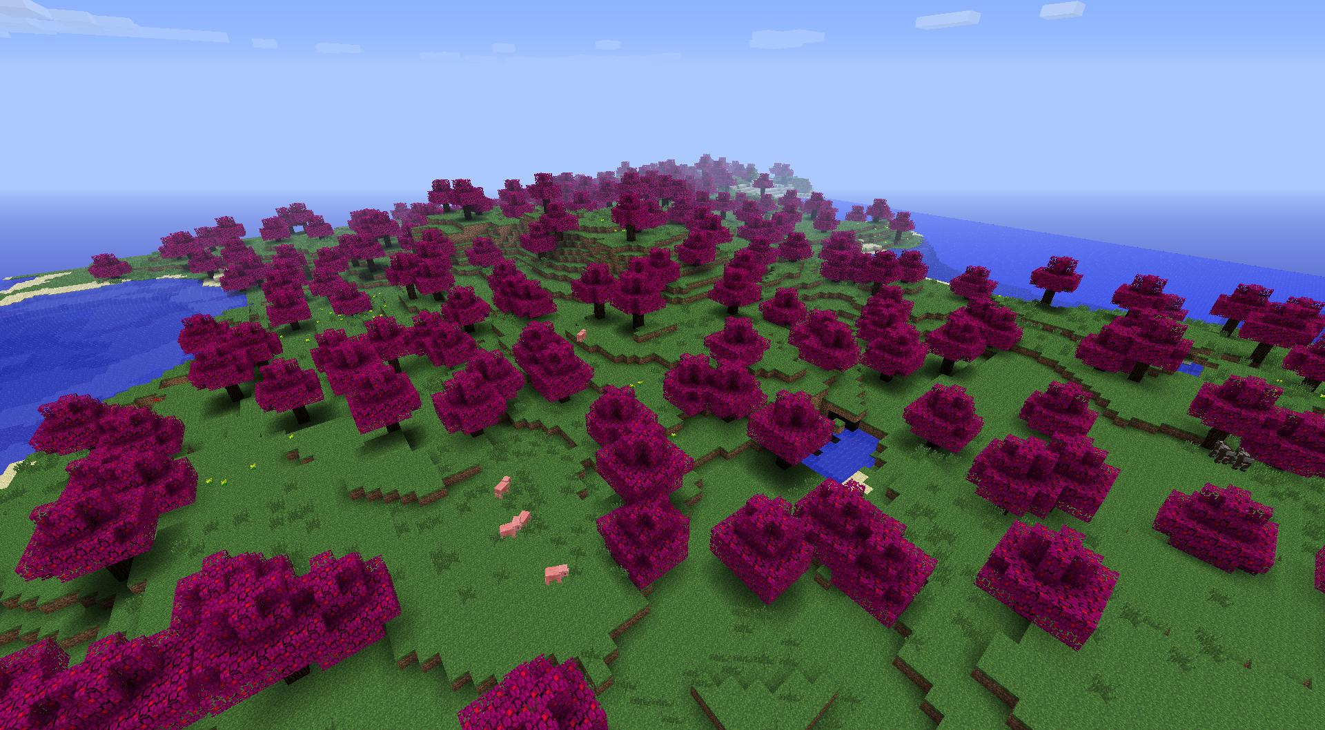 [1.6.4] Better Biomes Mod Download