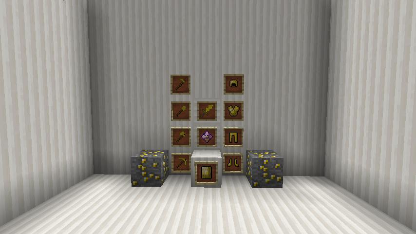[1.6.4] Power Gems Mod Download