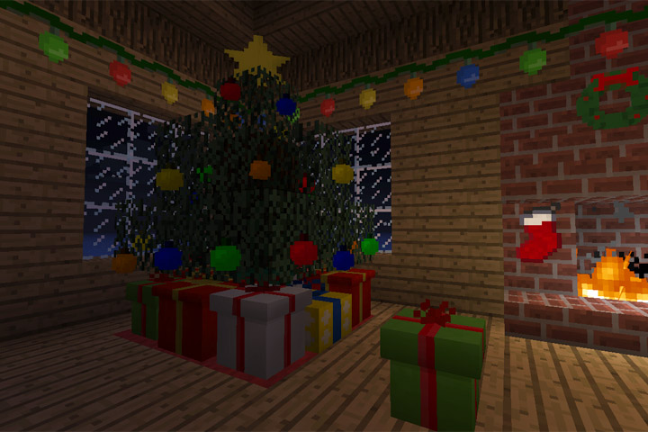 [1.6.4] Christmascraft Mod Download