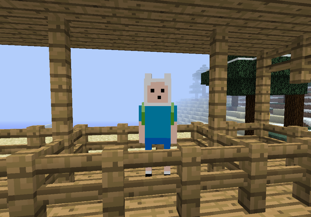 [1.6.4] Adventure Time Mod Download
