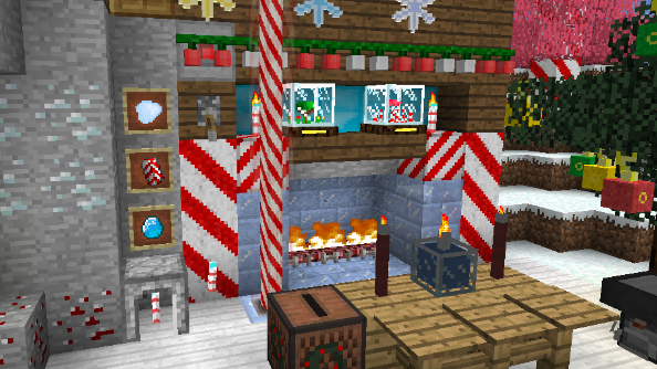 [1.6.4] Christmas Festivities Mod Download