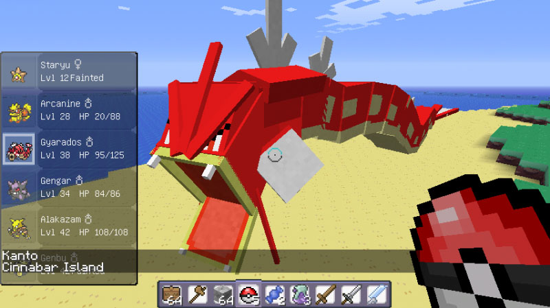 [1.6.4] Pixelmon Mod Download