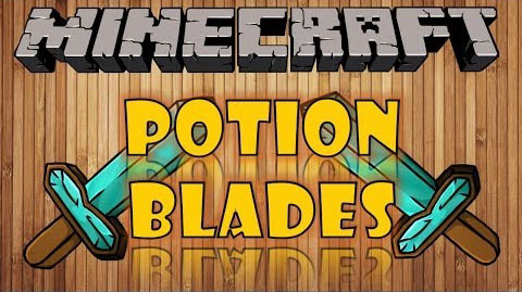 [1.6.4] Potion Blade Mod Download