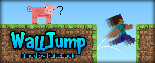[1.6.4] Wall Jump Mod Download