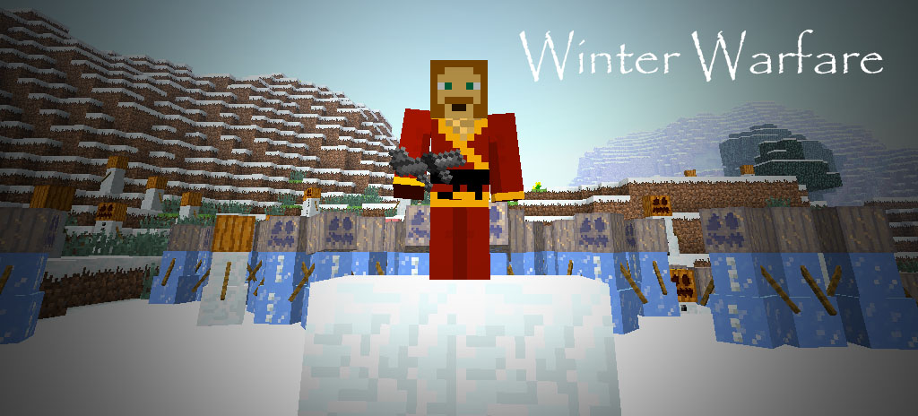 [1.6.4] Winter Warfare Mod Download
