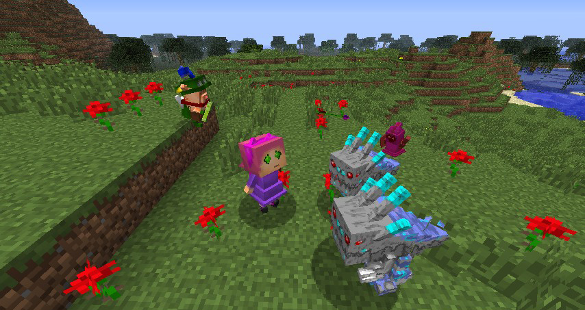 [1.6.4] League of Crafters Mod Download
