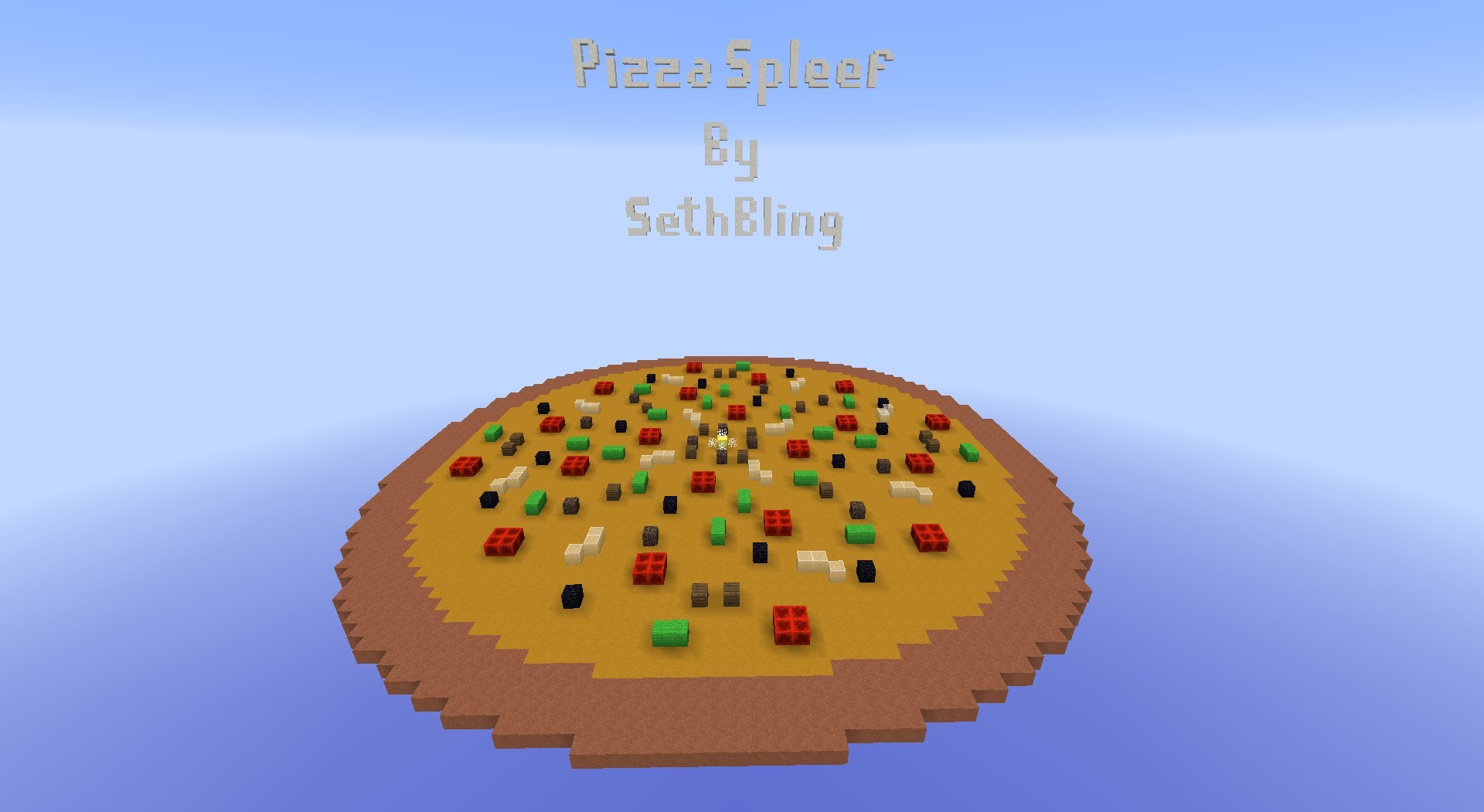 Pizza Spleef Map Download
