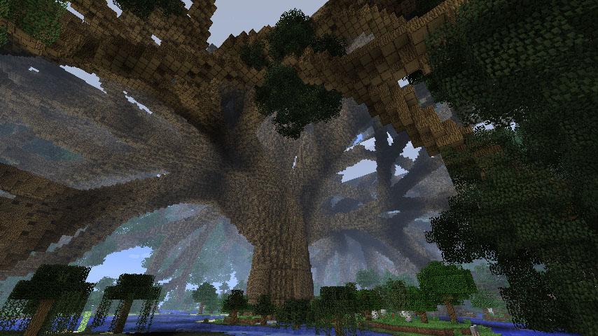 164 massive trees mod download
