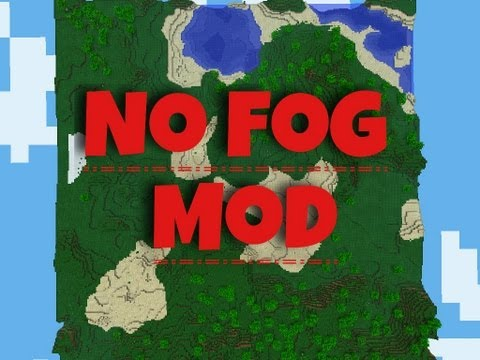[1.7.4] No Void Fog Mod Download