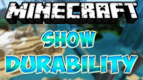 [1.6.4] Show Durability Mod Download