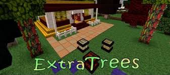 [1.6.4] Extra Trees Mod Download