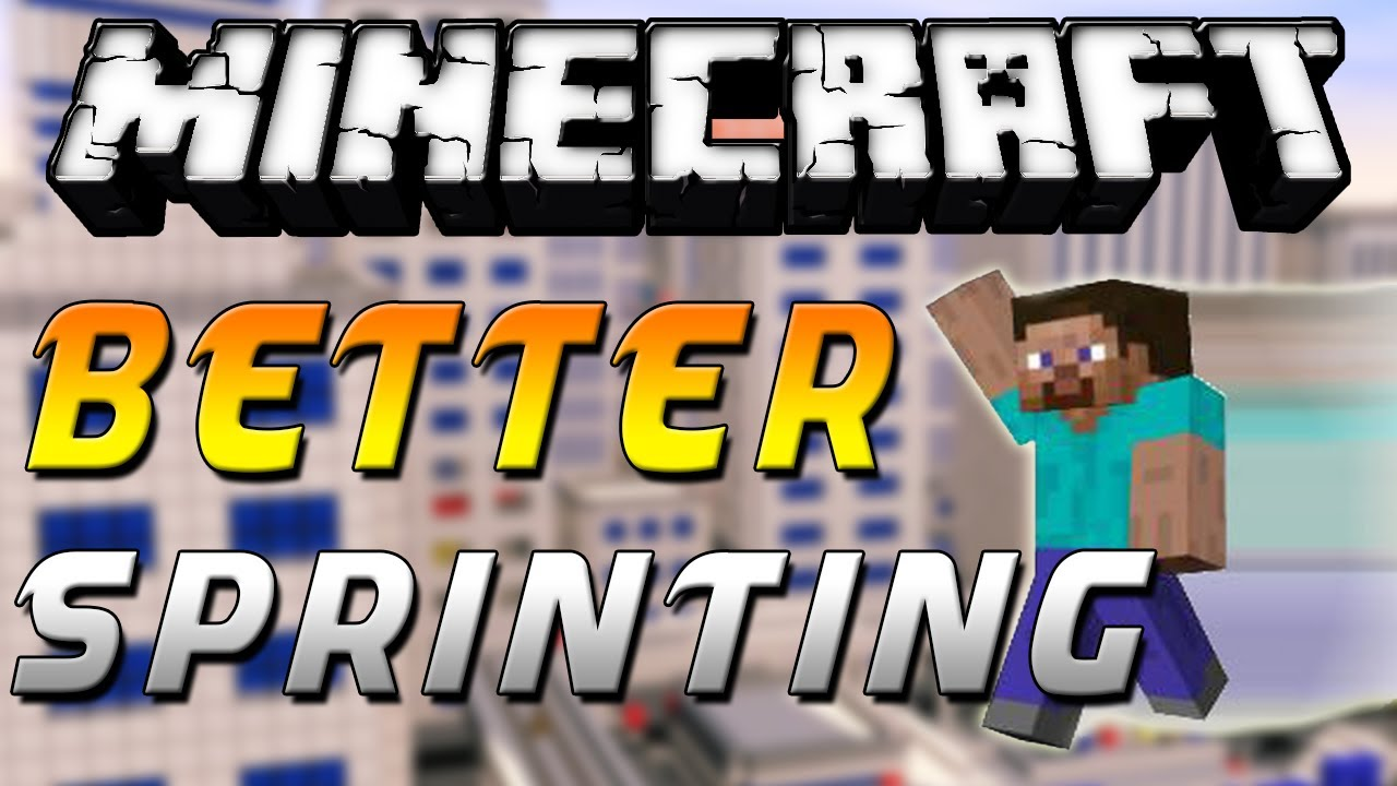 [1.7.2/1.6.4] Better Sprinting Mod Download